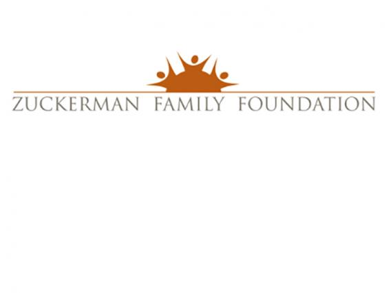 Zuckerman Family Foundation logo